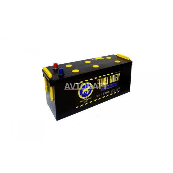 Аккумулятор TYUMEN STANDART 132 Ah (о/п)