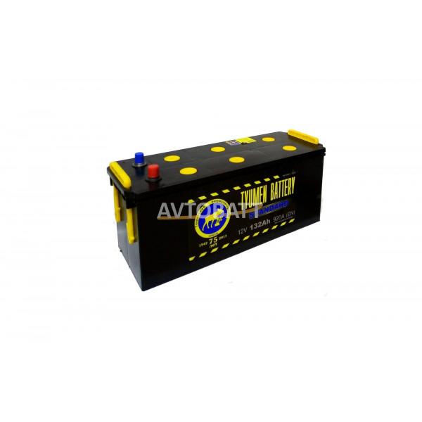 Аккумулятор TYUMEN STANDART 132 Ah (п/п)