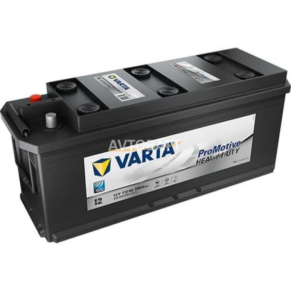 Аккумулятор VARTA 110e 610 013 076 Promotive Black-110Ач (I2)