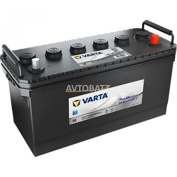 Аккумулятор VARTA 110e 610 050 085 Promotive Black-110Ач (I6)
