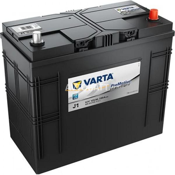 Аккумулятор VARTA 125e 625 012 072 Promotive Black-125Ач (J1)