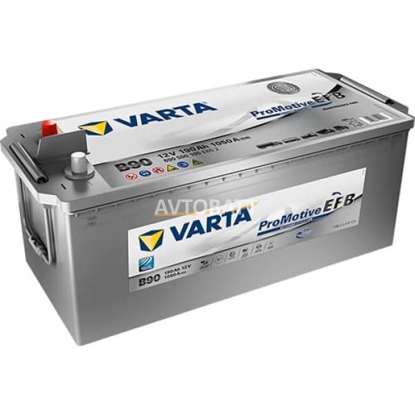 Аккумулятор VARTA 190e 690 500 105 Promotive EFB-190Ач (B90)