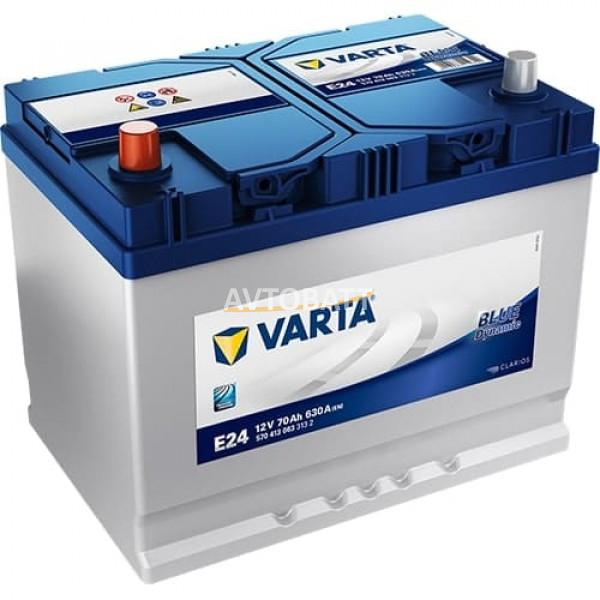 Аккумулятор VARTA 70 570 413 063 Blue dynamic -70Ач (E24)