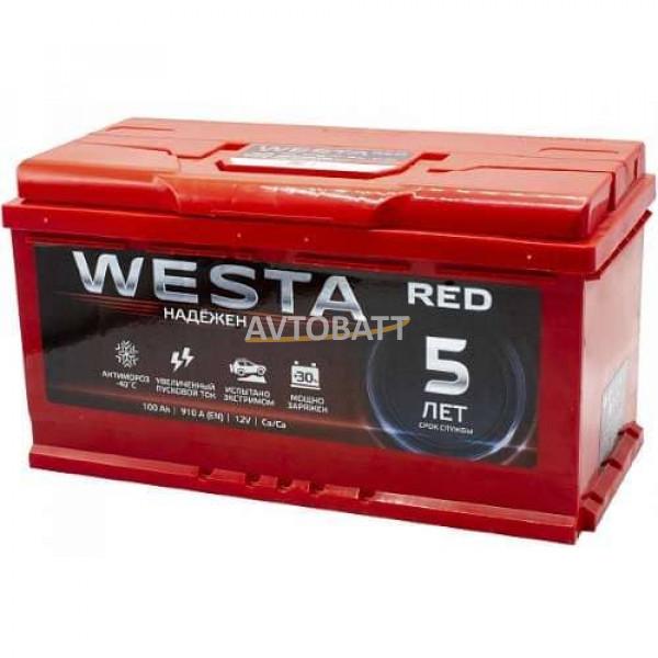 Аккумулятор WESTA 100 Ah