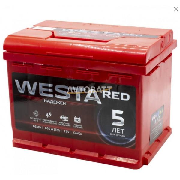 Аккумулятор WESTA 65 Ah