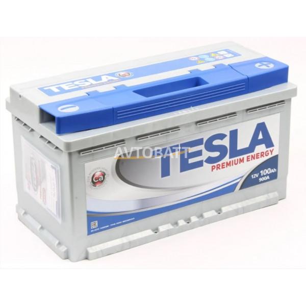 Аккумулятор TESLA PREMIUM ENERGY 6СТ-100.1