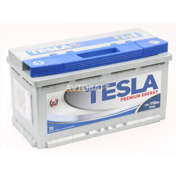 Аккумулятор TESLA PREMIUM ENERGY 6СТ-110.1
