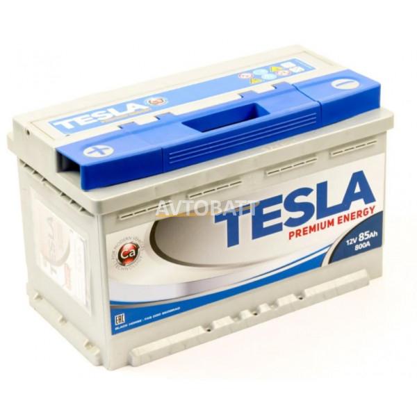 Аккумулятор TESLA PREMIUM ENERGY 6СТ-85.1