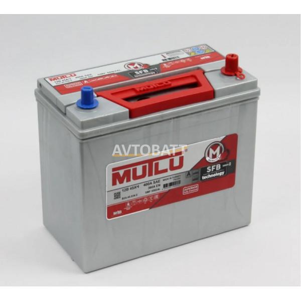 Аккумулятор Mutlu SFB M2 6СТ-45.0 (55B24LS)