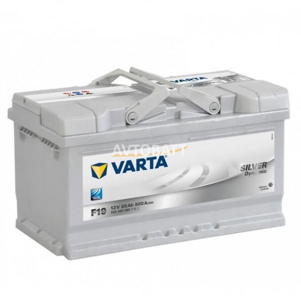 Аккумулятор Varta Silver Dynamic 6СТ-85.0 (585 400 080)