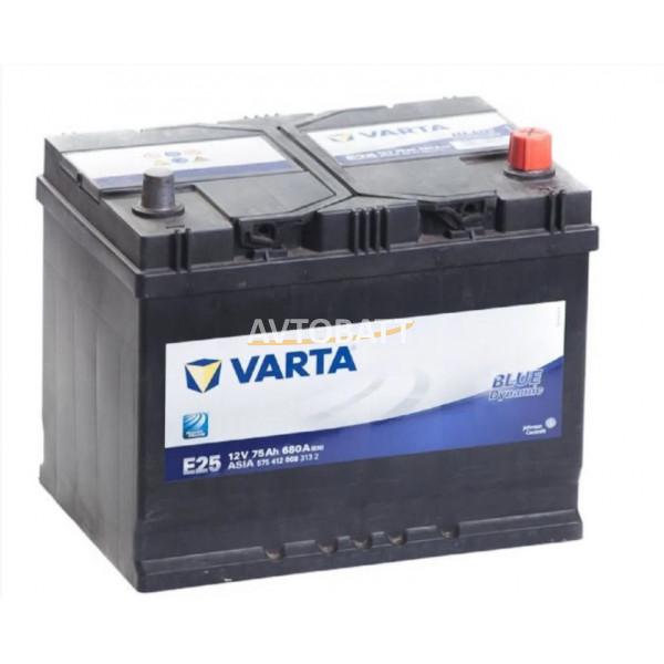 Аккумулятор Varta Blue Dynamic 6СТ-75.0 (575412068) яп.ст/бортик