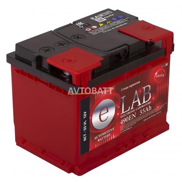 Аккумулятор ELAB 55 55 Ah (о/п)