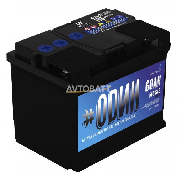 Аккумулятор ODIN 60 (p)
